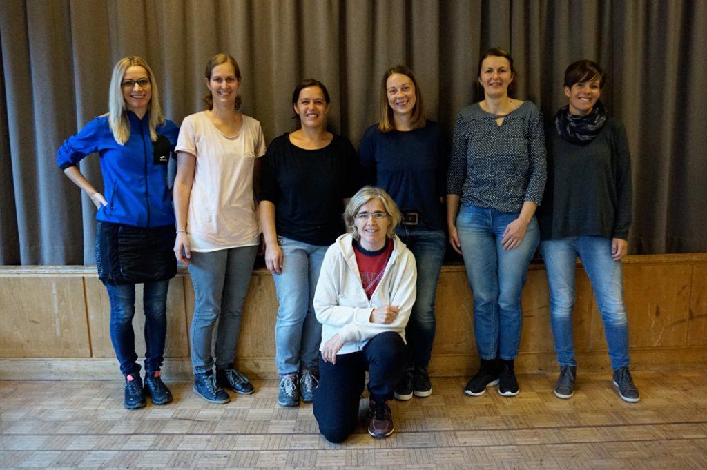 Familienverband Mellau Team 2017