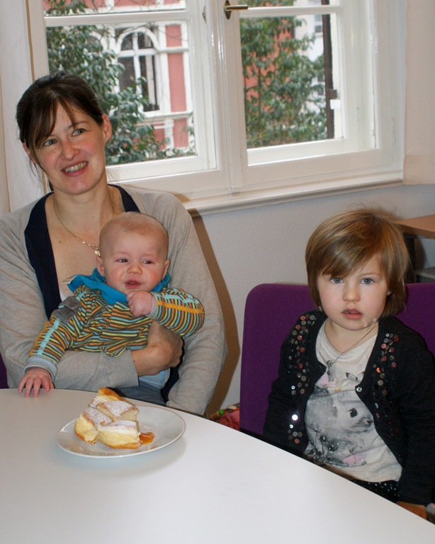 Babyglueck Helene Eckerstorfer
