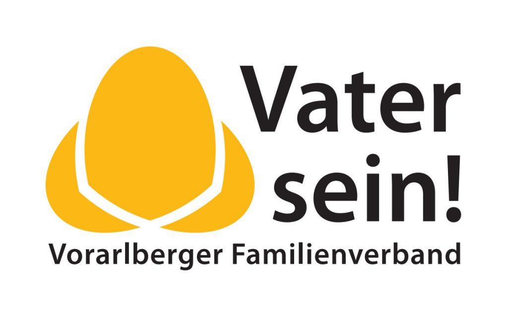 Vater sein! Logo