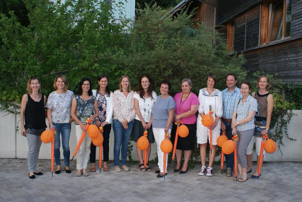 Familiengespräche-Feier: Seit über 20 Jahren erfolgreich