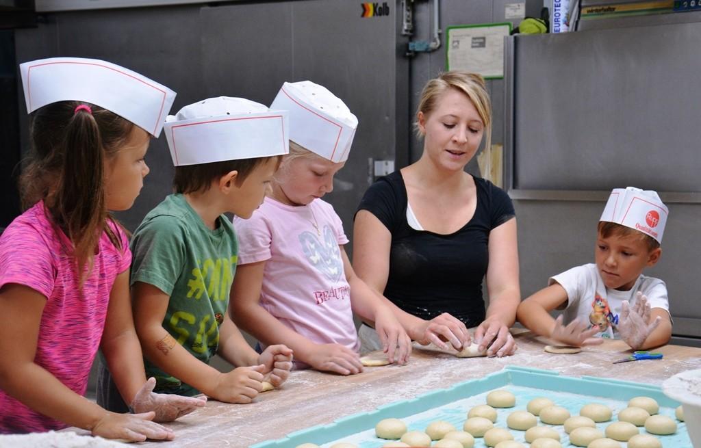 Bezau: Backen wie ein Bäckermeister