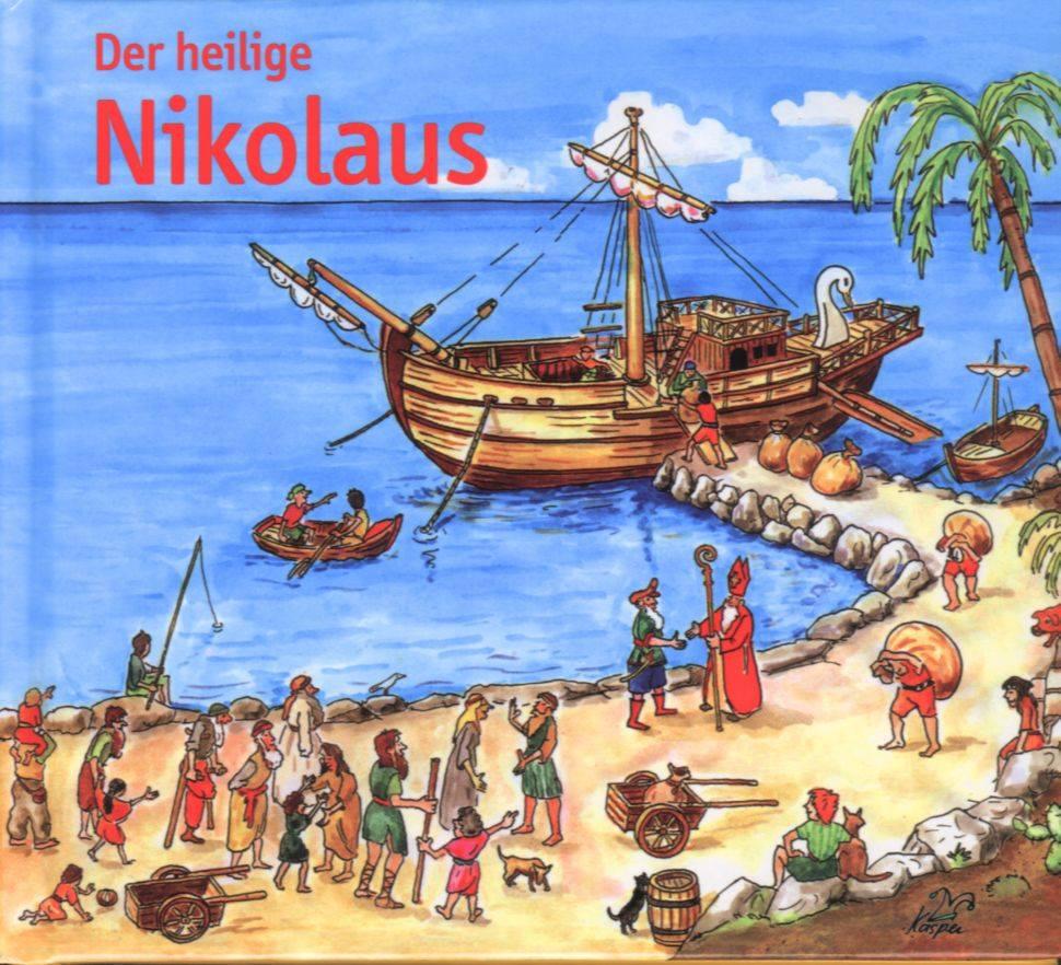 Buch Der heilige Nikolaus