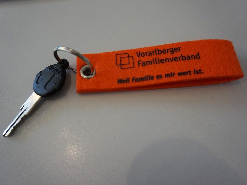 Bregenz: Schlüssel gefunden!