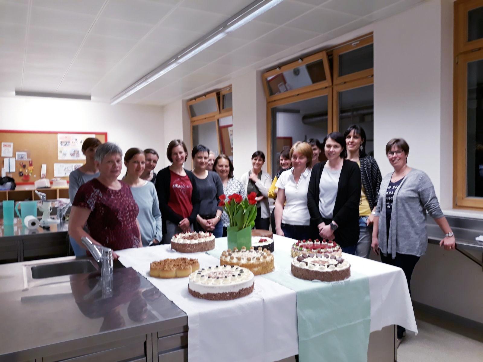 Au: Tortenbackkurs mit Anna Schwärzler