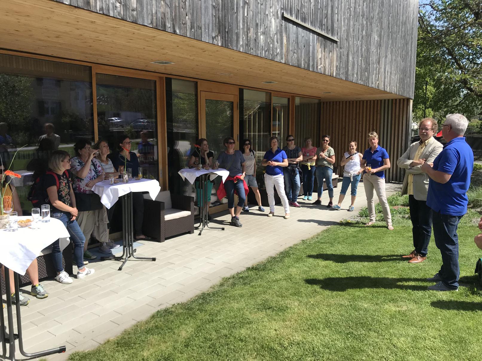 Ortsverband Nenzing: Ehrenamtsausflug 2018