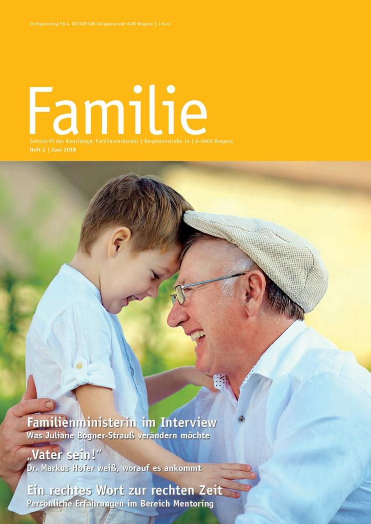 FAMILIE: Sommerausgabe 2018