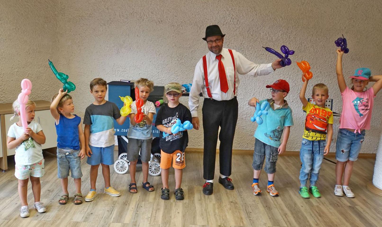 Kleinwalsertal: Thomasius bildete neue Zauberlehrlinge aus
