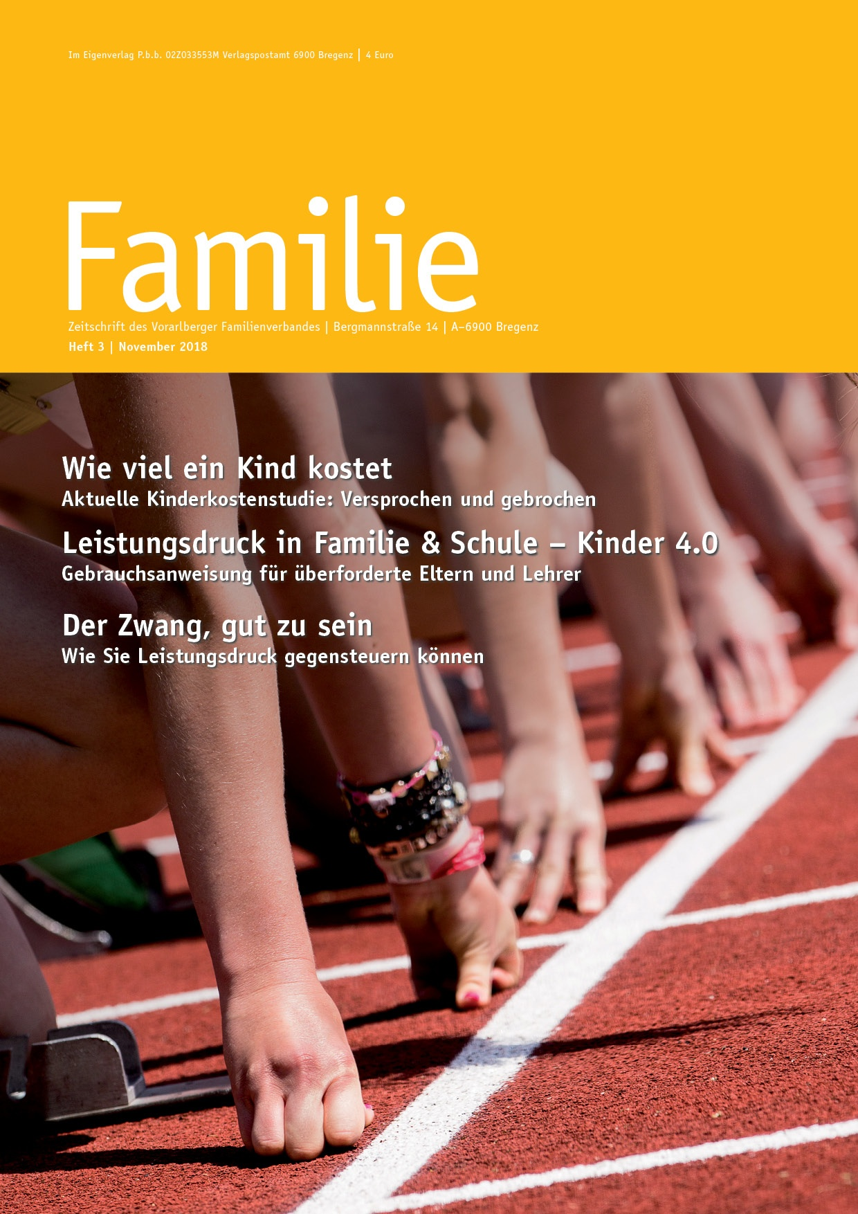 FAMILIE: Herbstausgabe 2018