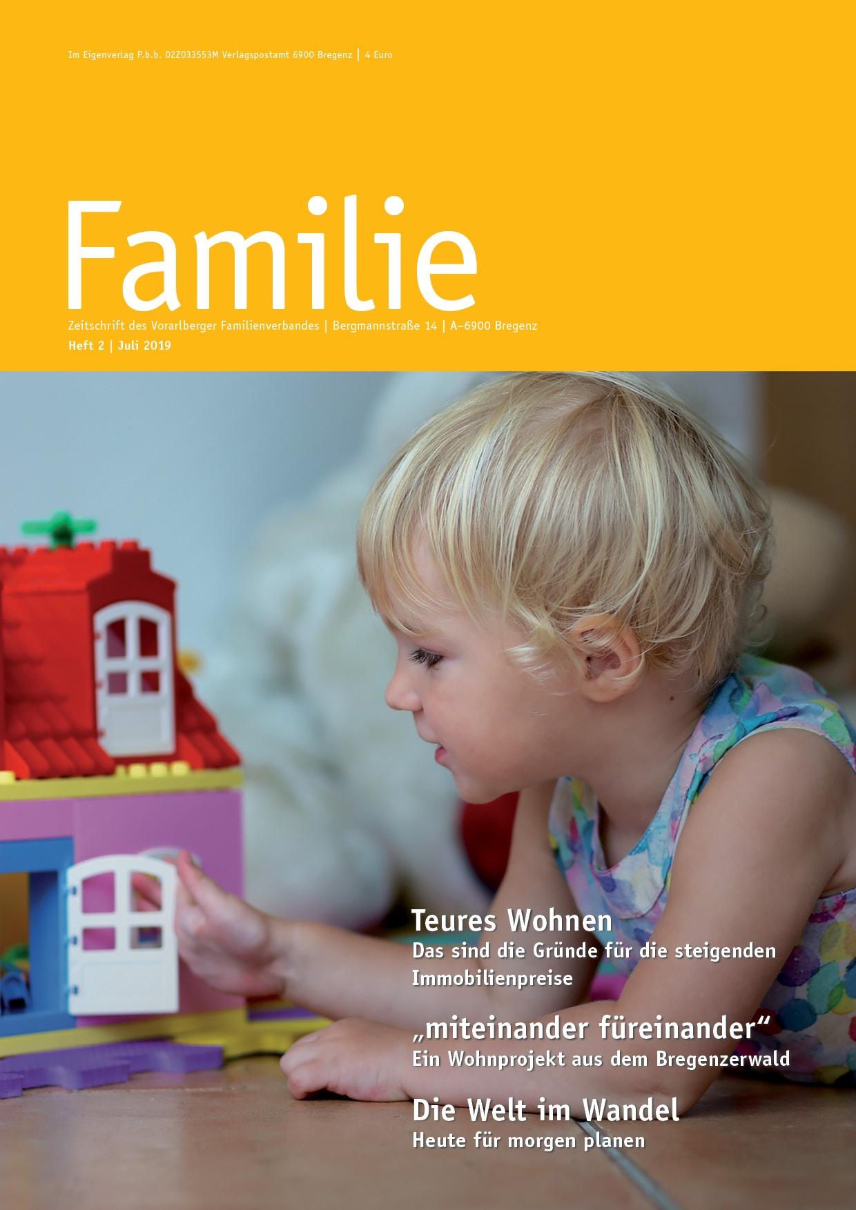 FAMILIE: Sommer 2019