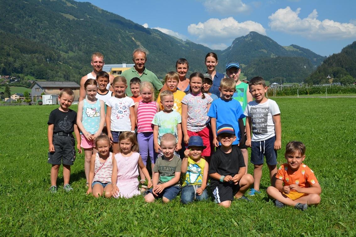 Bezauer Sommerprogramm