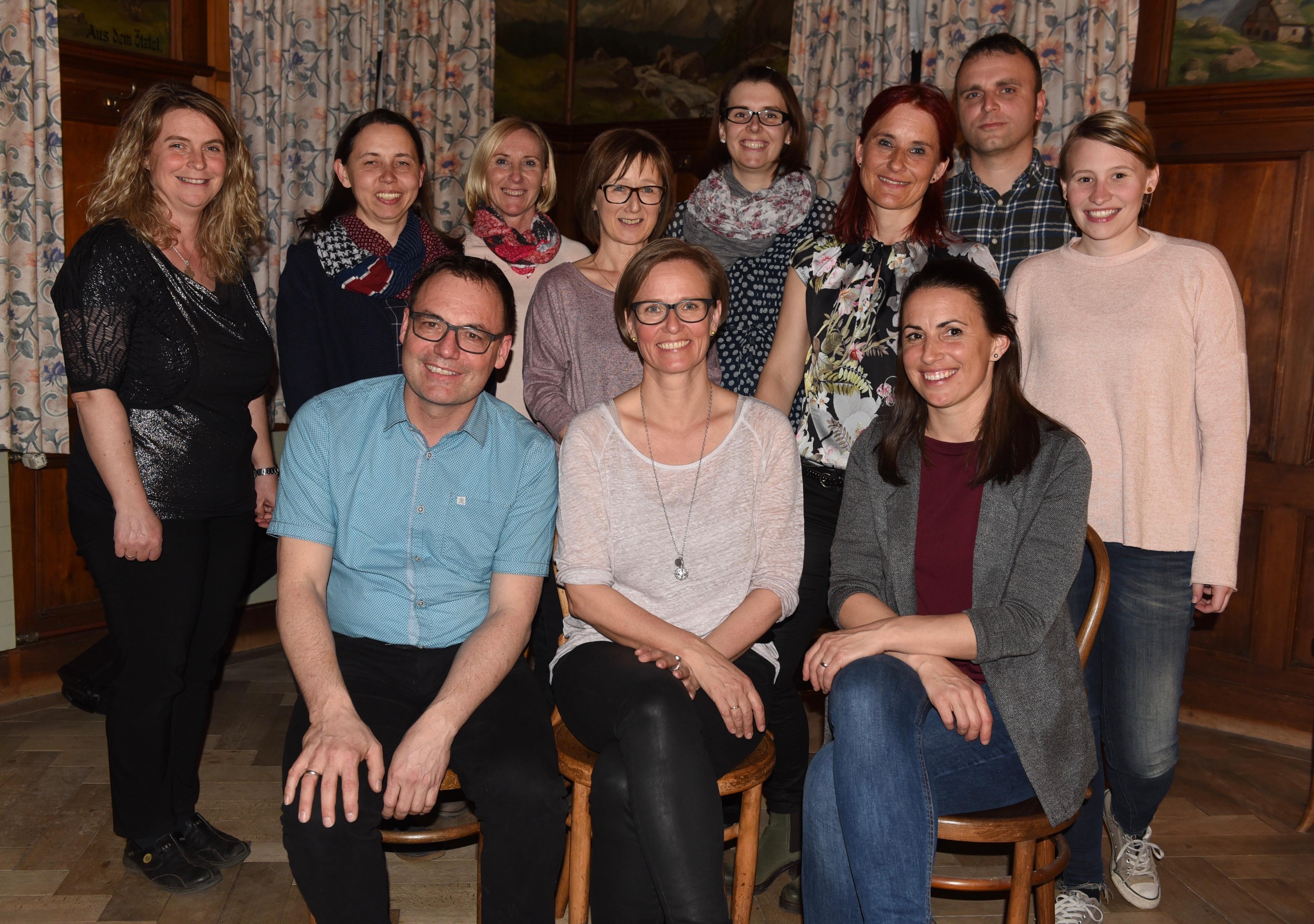 Frhstcks-Treffen fr Frauen: Sicher in unsicheren Zeiten