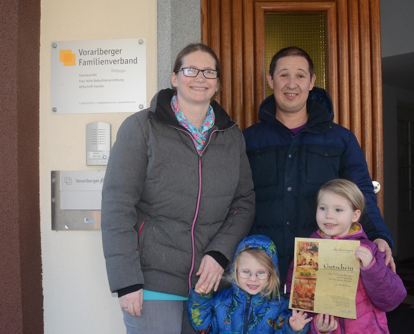Mitgliedergewinnspiel 2019: Eine Woche im Hotel Sonne in Bezau!