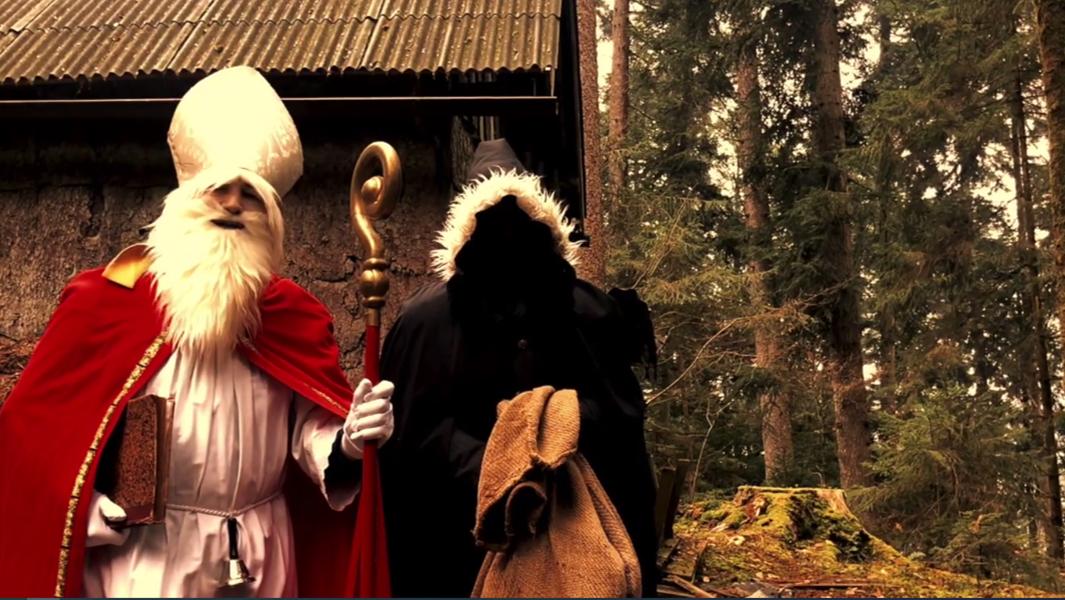 Wolfurt: Der Nikolaus kommt dieses Jahr per Video!