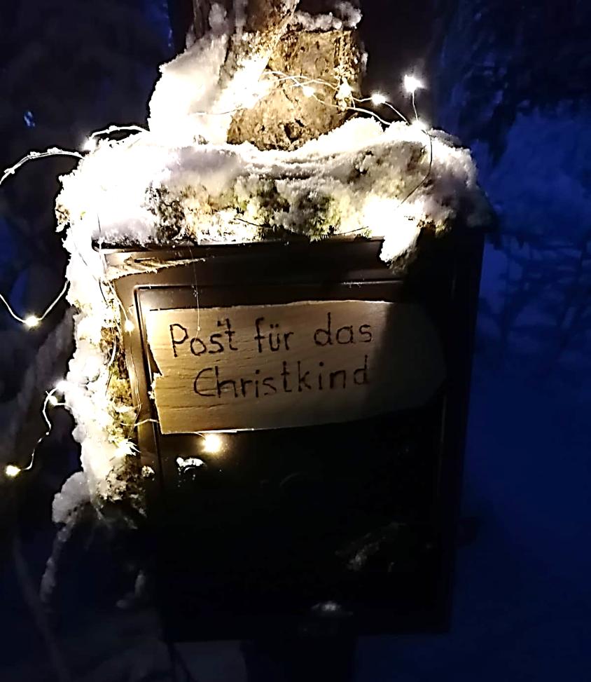 St. Gallenkirch: Weihnachtsweg