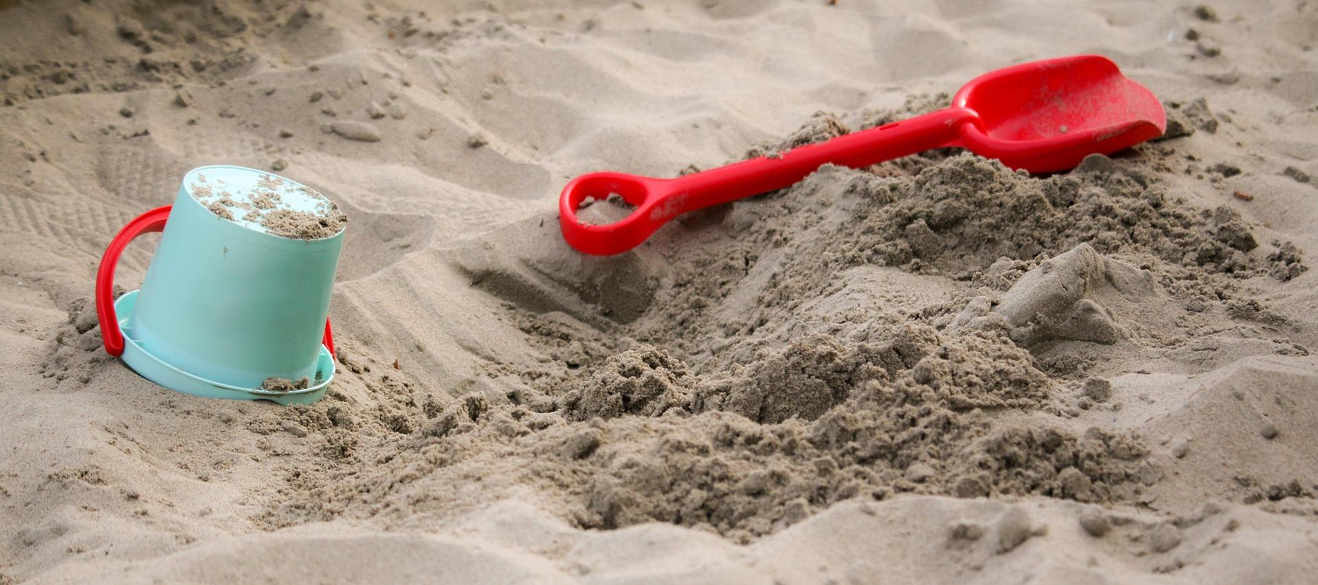 Bregenz: Sandkastenfüllaktion