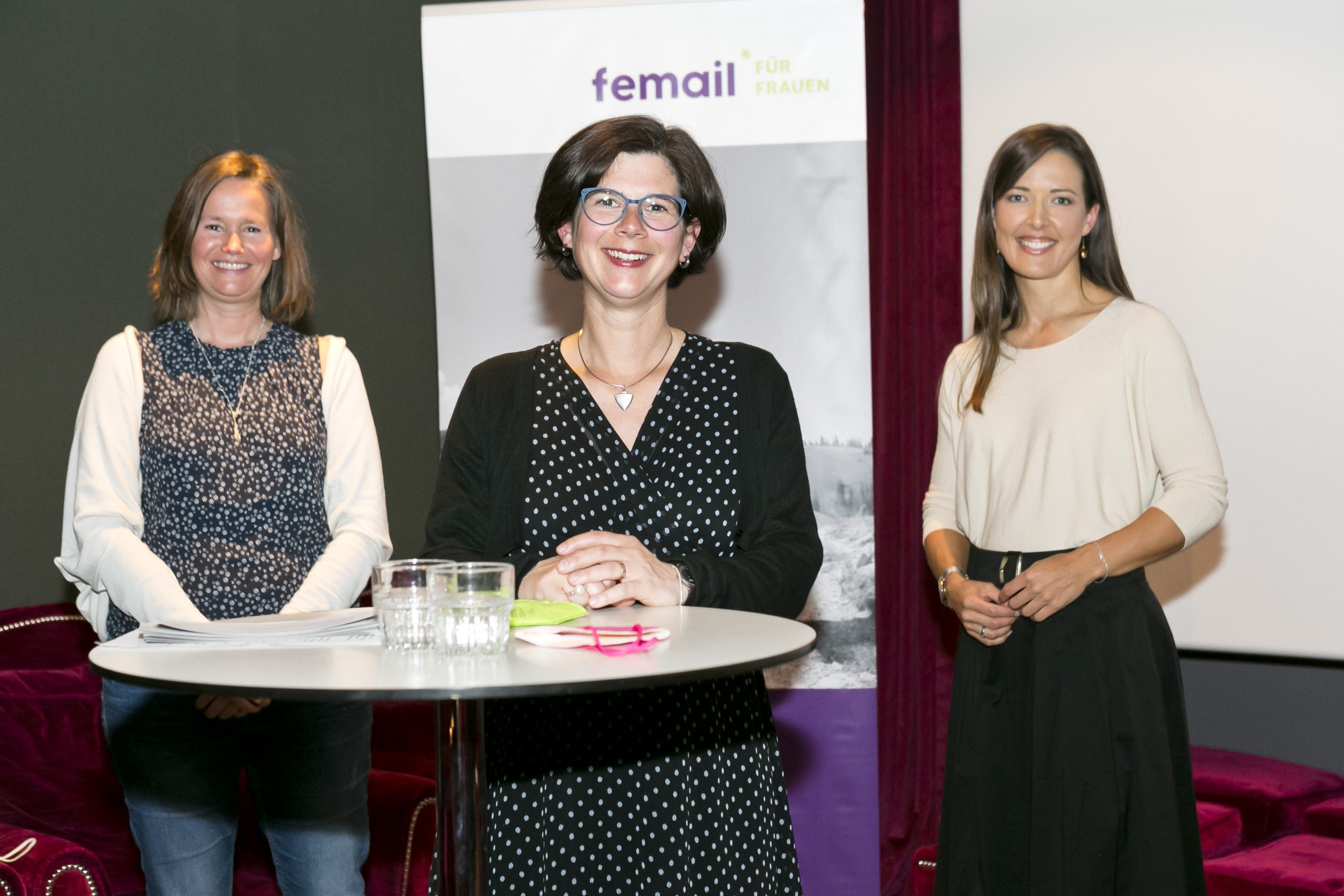 """Femail: """"Weil es Zeit ist"""" – Start der Kampagne  gegen psychische Gewalt an Frauen"""