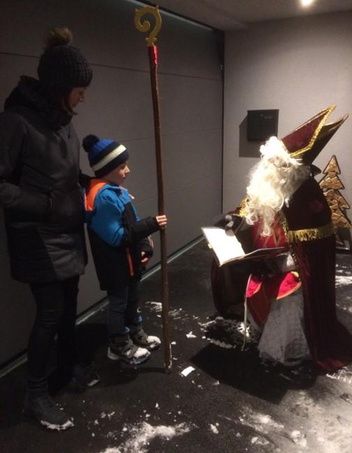 Warth: Der Nikolaus war unterwegs