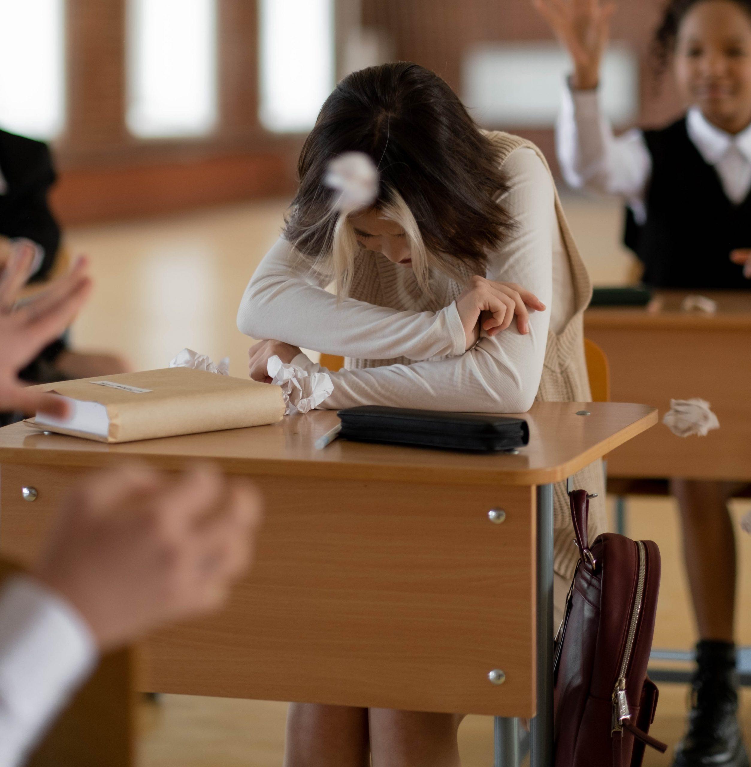Wie wir Mobbing aus den Schulen halten